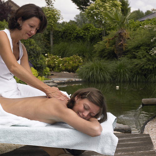 Cooling Down Massage